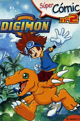 Digimon Digital Monsters #2