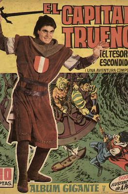 El Capitán Trueno. Album gigante (Grapa 32 pp) #17
