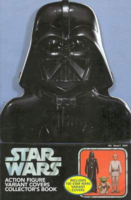 Star Wars: Action Figure Variant Covers Collector's Book