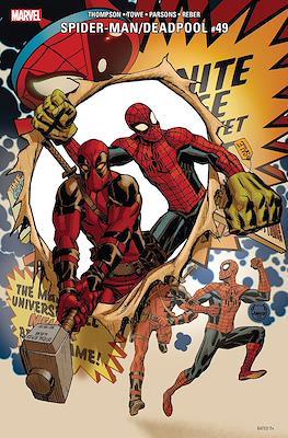 Spider-Man / Deadpool (Comic Book) #49