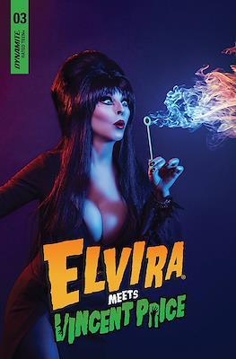 Elvira Meets Vincent Price (Variant Cover) #3.2