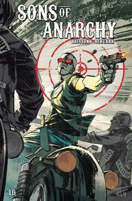 Sons of the Anarchy (Grapa) #16