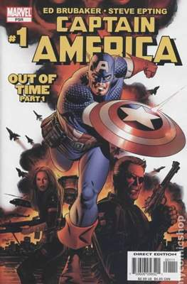 Captain America Vol. 5 (2005-2013)