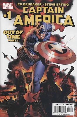 Captain America Vol. 5 (2005-2013) #1