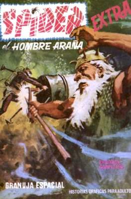 Spider el Hombre Araña Vol. 1 (Rústica 128-120 pp. 1968-1969) #3
