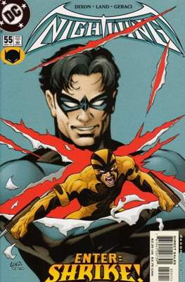 Nightwing Vol. 2 (1996) (Comic Book) #55