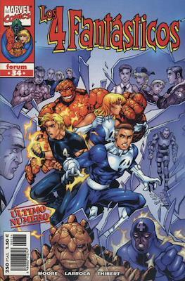 Los 4 Fantásticos Vol. 3 (1998-2001). Heroes Return (Grapa 24-48 pp) #34