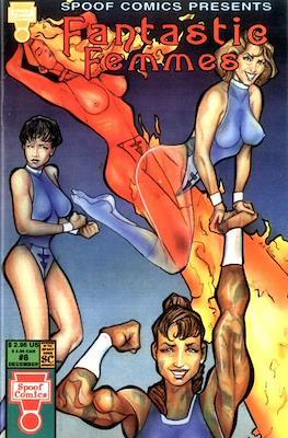 Spoof Comics Presents #8