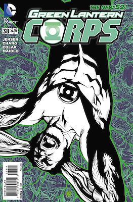 Green Lantern Corps Vol. 3 (2011-2015) #38