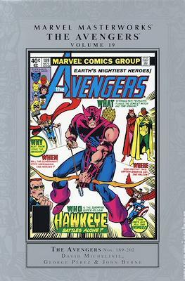 Marvel Masterworks The Avengers (Hardcover) #19