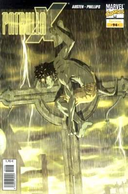 Patrulla-X Vol. 2 (1996-2005) (Grapa) #94