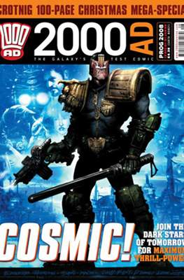 2000 AD Christmas Special. #2007