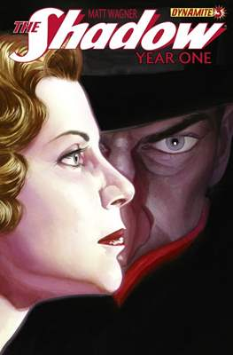 The Shadow Year One (Comic-book) #3