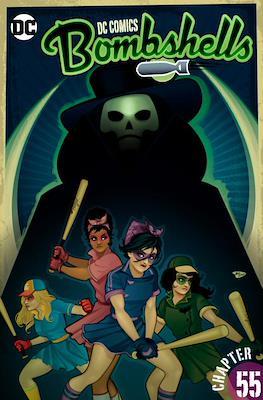 DC Comics: Bombshells (Digital) #55