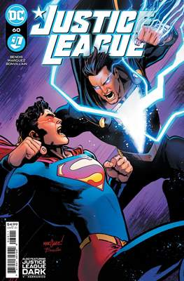 Justice League Vol. 4 (2018- ) #60