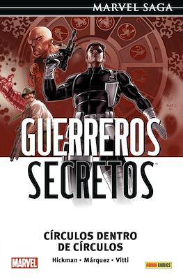 Marvel Saga: Guerreros Secretos (Cartoné) #5