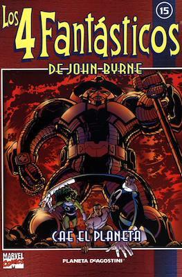 Coleccionable Los 4 Fantásticos de John Byrne (2002) (Rústica 80 pp) #15