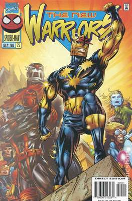The New Warriors (Comic-Book) #75