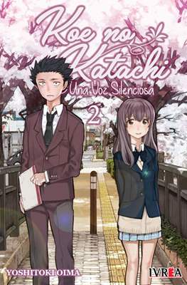 Koe no Katachi - Una Voz Silenciosa (Rústica) #2