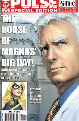 The Pulse House of M Special