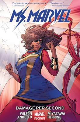 Ms. Marvel (2014-...) (Softcover) #7