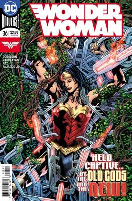 Wonder Woman Vol. 5 (2016-) (Comic book) #36