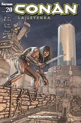 Conan. La Leyenda (Grapa 28-116 pp) #20