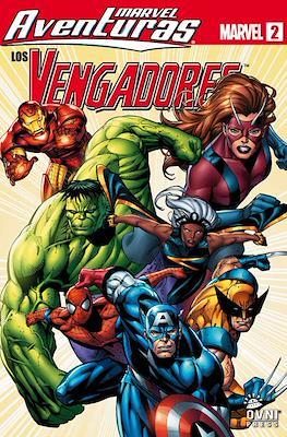 Aventuras Marvel - Los Vengadores (Tomo) #2