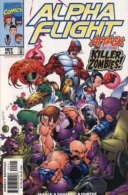 Alpha Flight Vol. 2 (1997-1999) (Comic Book) #15