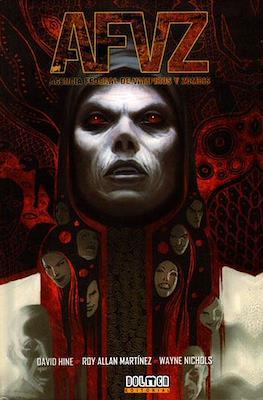 AFVZ. Agencia Federal de Vampiros y Zombis