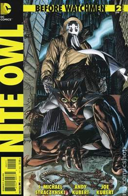 Before Watchmen: Nite Owl (Comic Book) #2