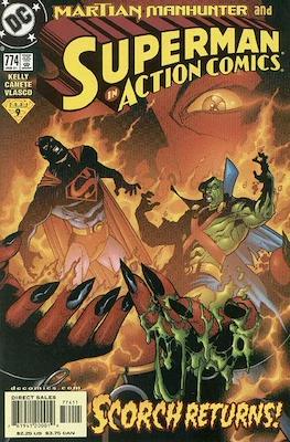 Action Comics Vol. 1 (1938-2011; 2016-) (Comic Book) #774