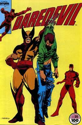 Daredevil (Grapa 32 pp) #25