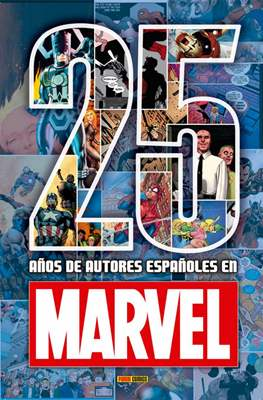 25 Años de Autores Españoles en Marvel