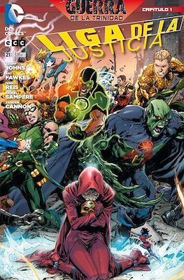 Liga de la Justicia. Nuevo Universo DC / Renacimiento (Grapa) #21
