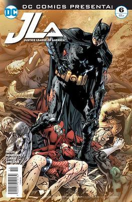 Justice League of America (Grapa) #6