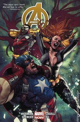 Avengers by Jonathan Hickman #2