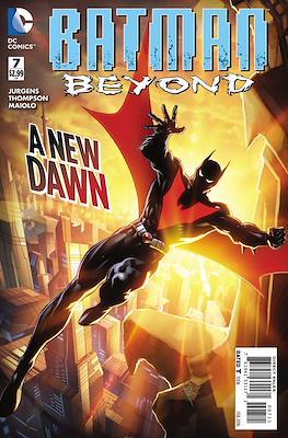 Batman Beyond (Vol 5 2015-2016) #7