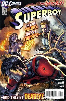Superboy New 52 #4