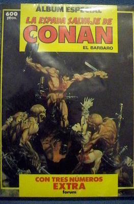 La Espada Salvaje de Conan - Álbum especial #1