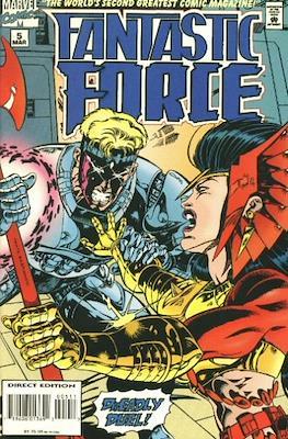 Fantastic Force Vol. 1 (1994-1996) (Saddle-stitched) #5