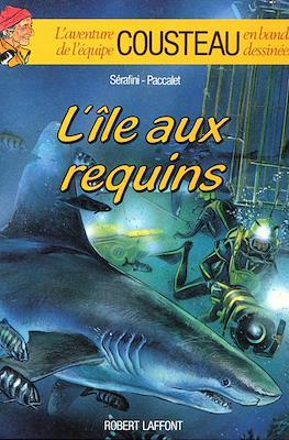 L'aventure de l'équipe Cousteau en bandes dessinées