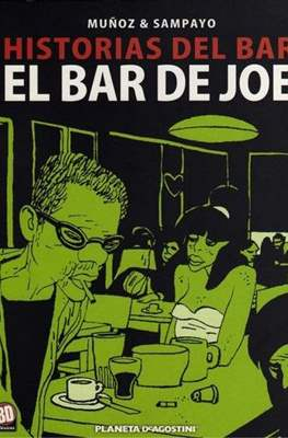 Historias del bar (Rústica 128-128-96 pp) #1