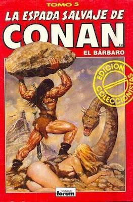 La Espada Salvaje de Conan el Bárbaro. Edición coleccionistas (Rojo) #5