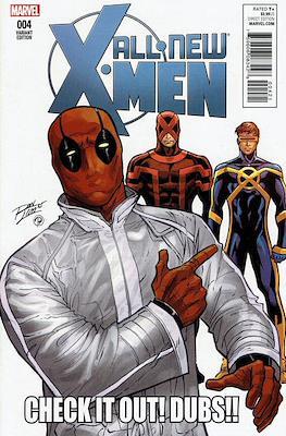 All-New X-Men Vol. 2 (Variant Cover) #4
