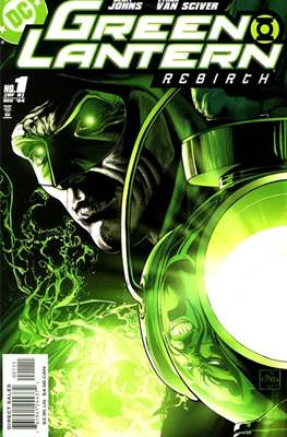 Green Lantern: Rebirth (2004-2005) (Comic-book) #1