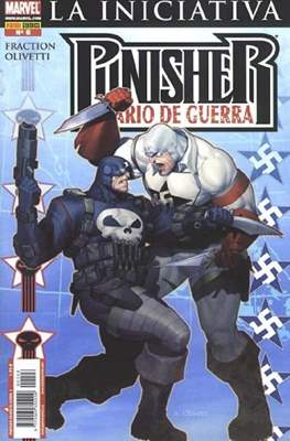 Punisher: Diario de guerra (2007-2009) (Grapa.) #6