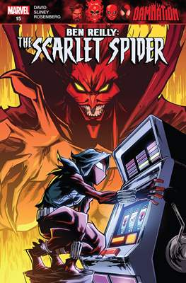 Ben Reilly: The Scarlet Spider (Comic-book) #15