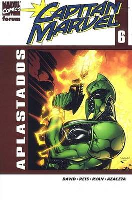 Capitán Marvel Vol. 2 (2003-2004) (Rústica 96 pp) #6