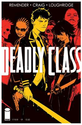 Deadly Class (Comic-book) #7